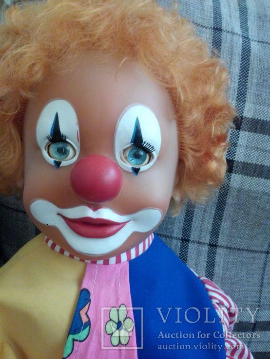 Клоун Alina toys 70см, фото №4