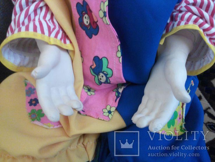 Клоун Alina toys 70см, фото №5