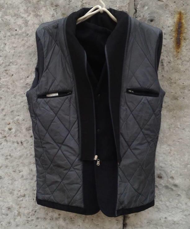 Пальто (бушлат) Kezz р-р. L-XL (Осень-Зима), фото №11