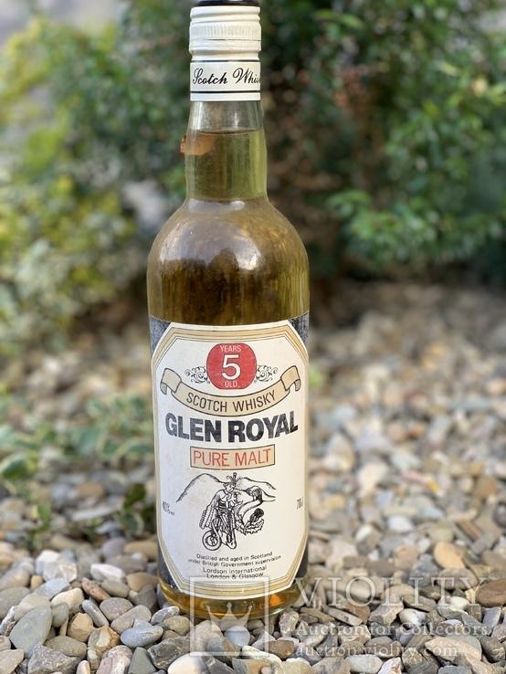 Whisky Glen Royal 1990s