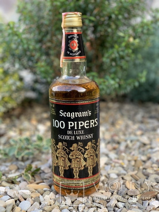 Whisky 100pippers 1970s