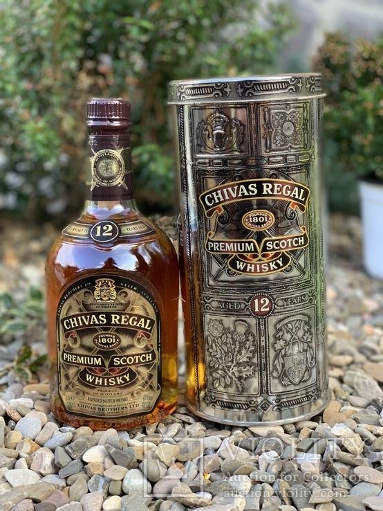 Whisky Chivas Regal 12 2000s