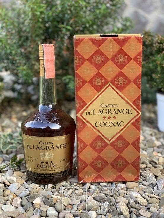 Cognac Gaston DeLagrange 1980s
