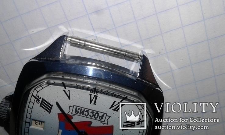 Часы россия. 1991 год.Восток., фото №7
