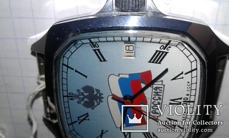 Часы россия. 1991 год.Восток., фото №8