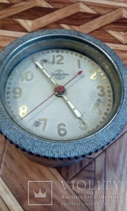 Танковые часы ЧЧЗ 1956 года