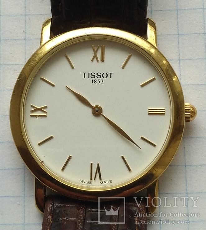 Часы Tissot. Оригинал.