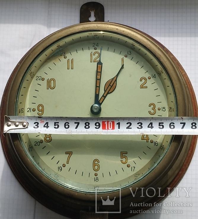 Корабельные часы №458 1948 года.