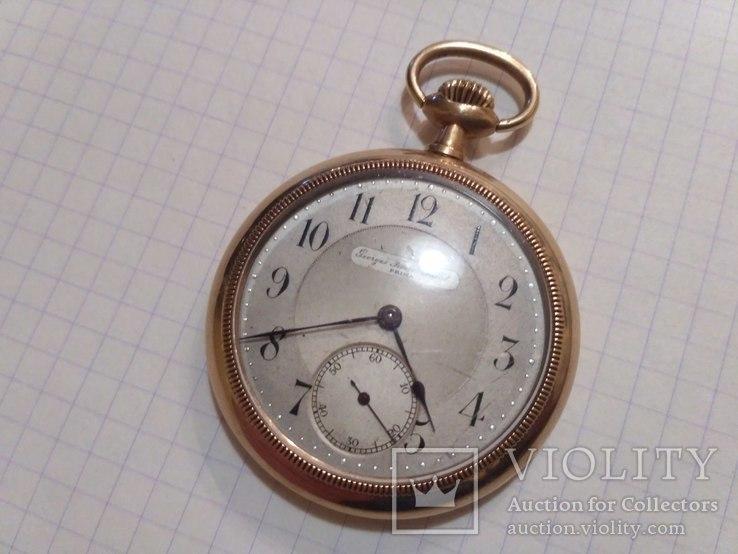 Золотий годинник