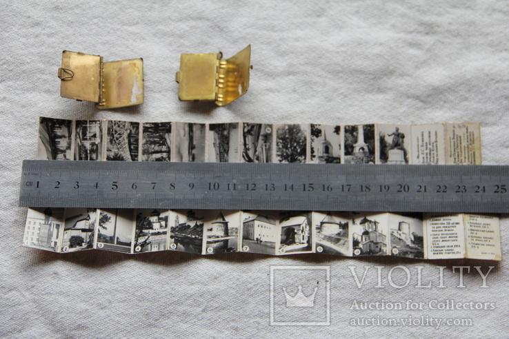 Две мини-книги, города, фото., фото №4