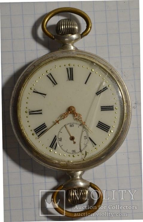 Карманные часы - переделка в наручные