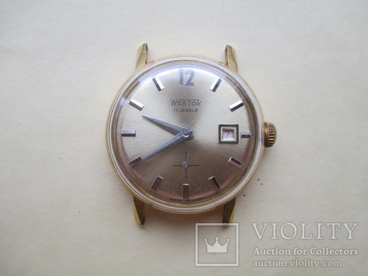 Часы Wostok au12.5
