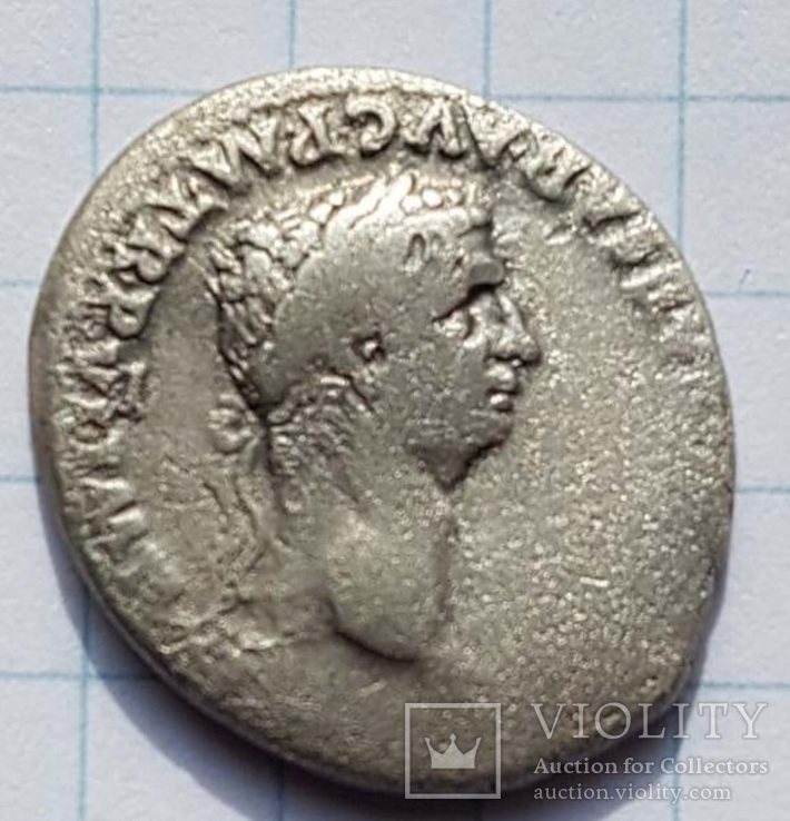 Денарий Клавдия