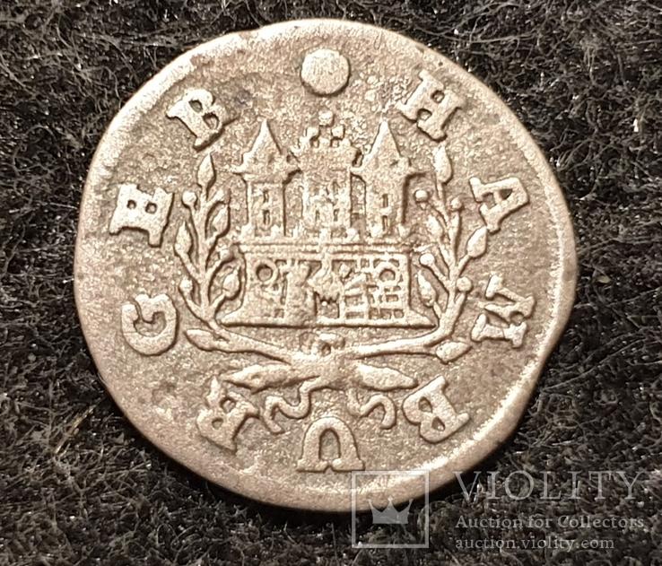 1 шилленг 1727 Гамбург