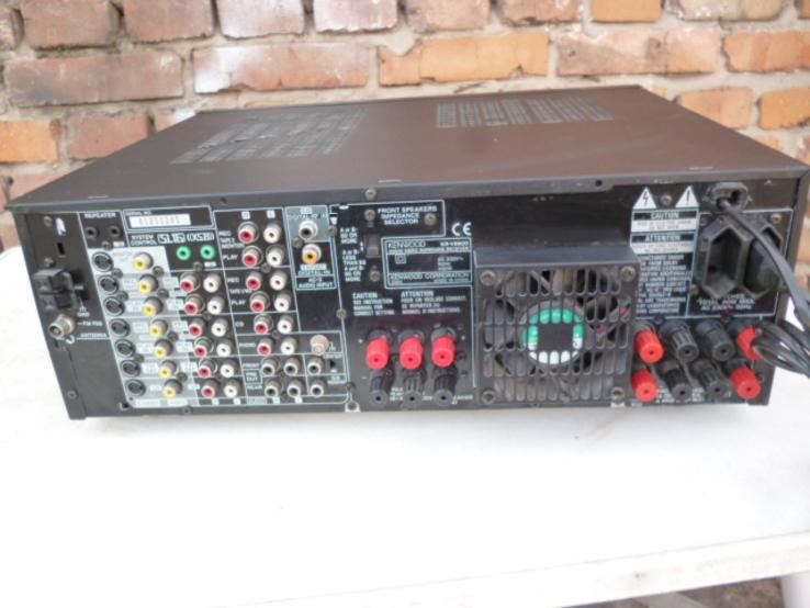 Підсилювач - Ресівер KENWOOD KR-V990D з Німеччини, фото №12