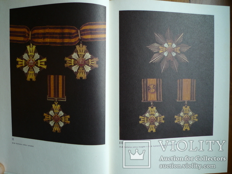 Литовские ордена, медали и знаки 1918-1940 гг., фото №4