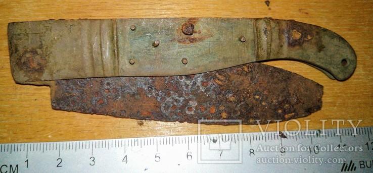 Ножик складной, фото №2