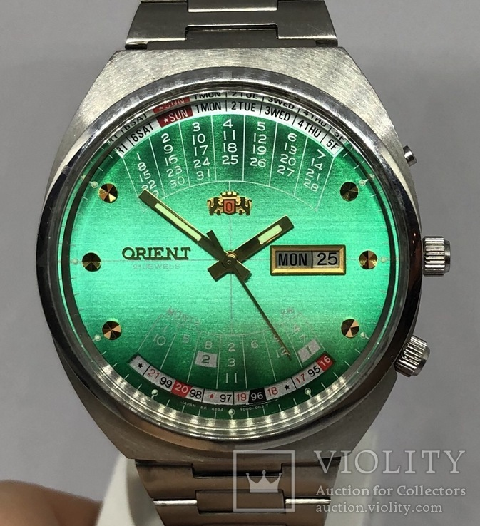 Часы Orient Мультикалендарь