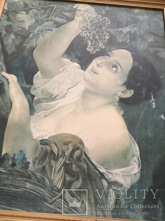 """Репродукція картини """"Італійський полдень"""", фото №3"""