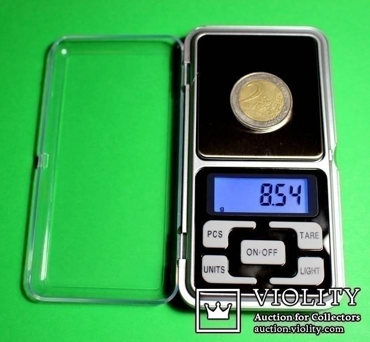 Весы ювелирные 0.01-200 гр. (шаг 0.01)новые в упаковке+батарейки в подарок, фото №4