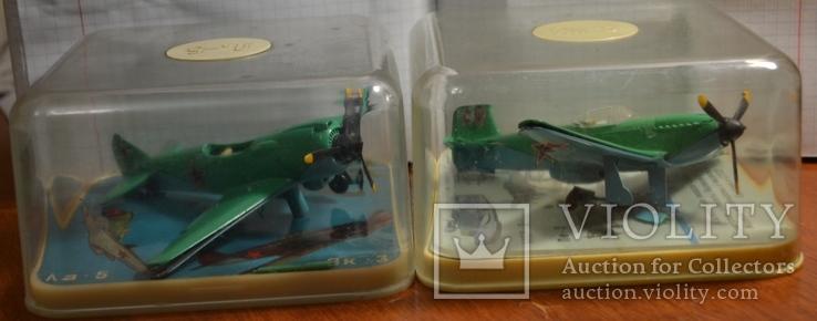 Две модели самолетов, фото №2