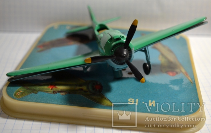 Две модели самолетов, фото №5
