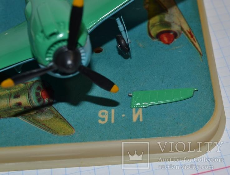 Две модели самолетов, фото №6
