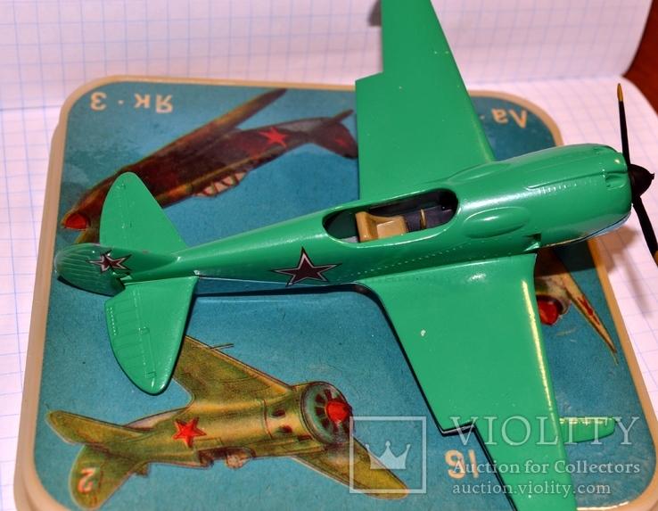 Две модели самолетов, фото №7
