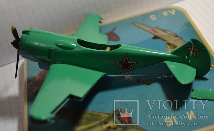 Две модели самолетов, фото №8