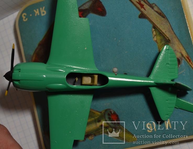 Две модели самолетов, фото №9