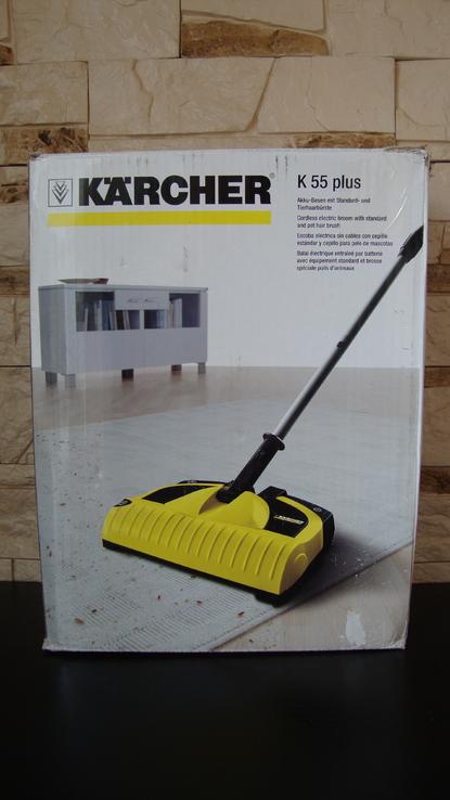 Електровіник Karcher 55 plus