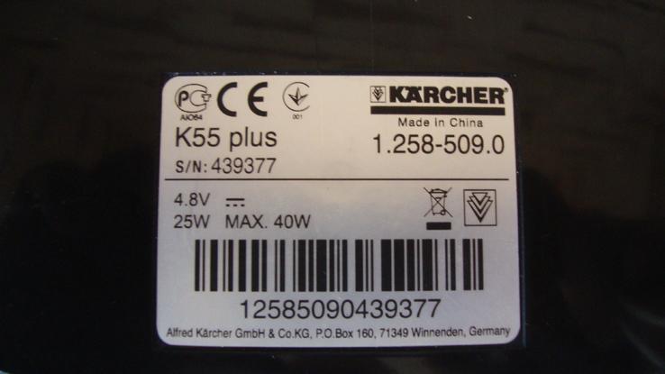 Електровіник Karcher 55 plus, фото №7