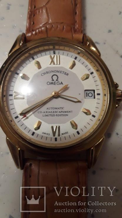 "Наручные мужские часы «Omega"" автоподзавод"