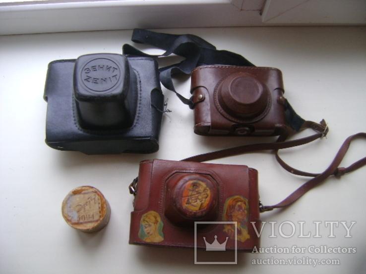 Фотоаппараты СССР, фото №2