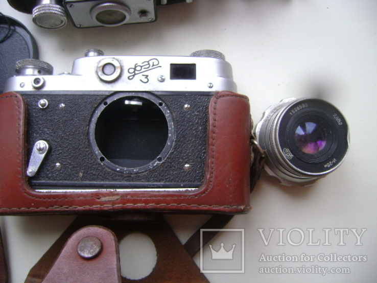 Фотоаппараты СССР, фото №8