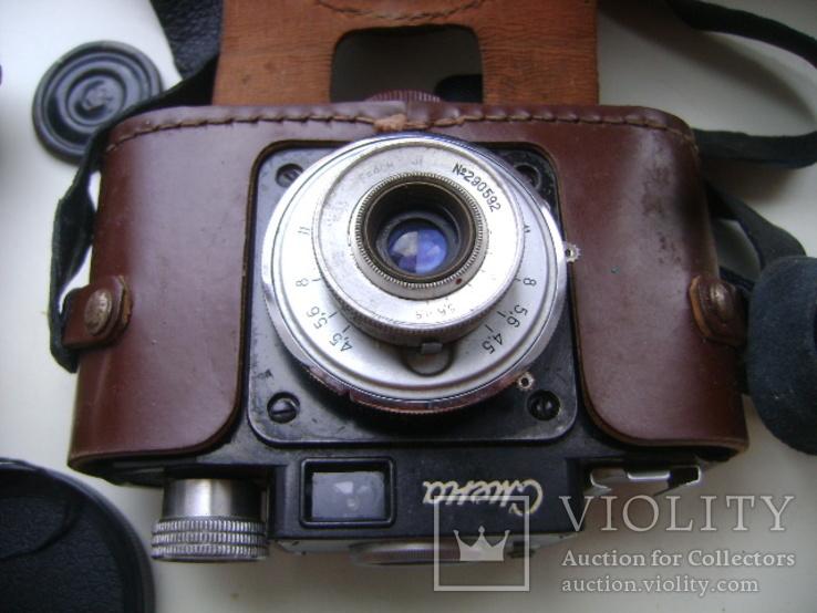 Фотоаппараты СССР, фото №9