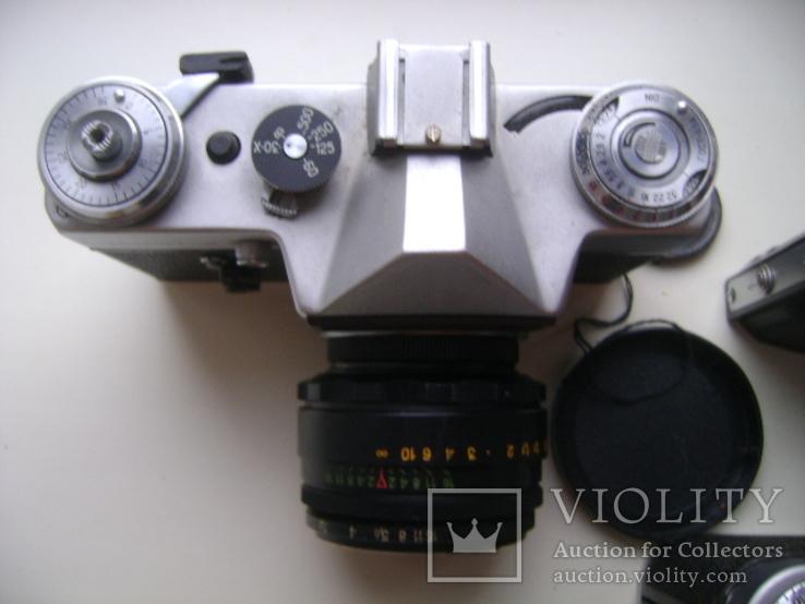 Фотоаппараты СССР, фото №12