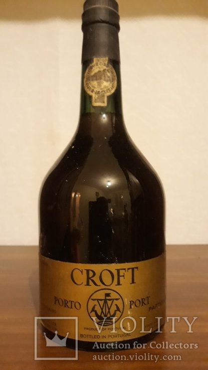 Porto  Port Croft  1972 pik 20.5 gr 0.750lt N 717151