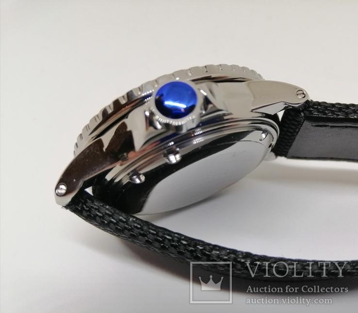Новые механические наручные часы с автоподзаводом Corgeut., фото №5