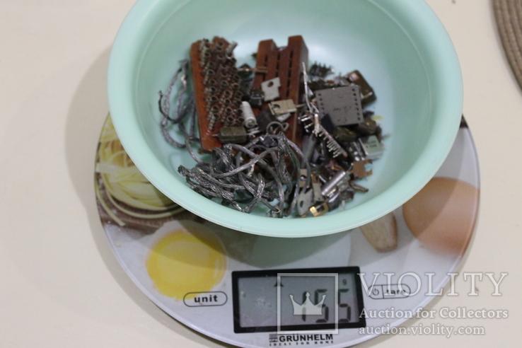 КР,РП14,Т805,КР155 та інше,361 грам., фото №9