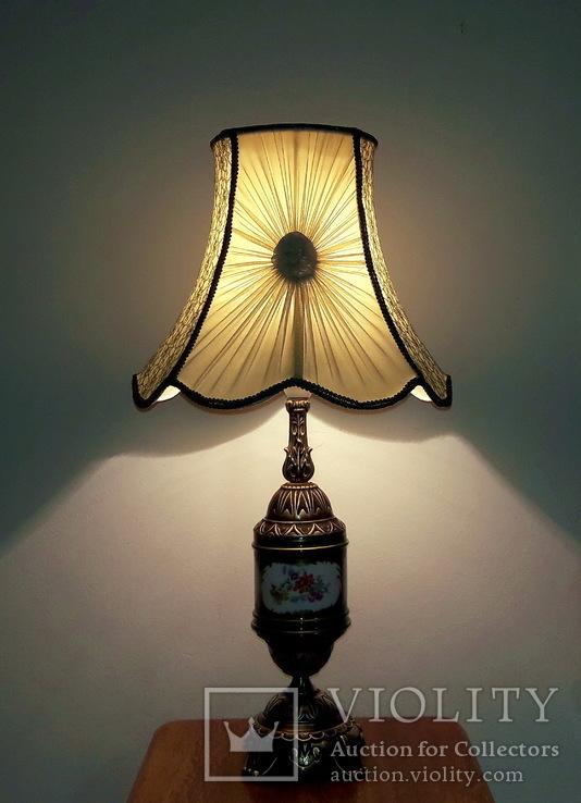 Настольная лампа - лот 19