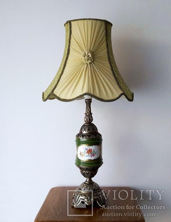 Настольная лампа - лот 19, фото №12