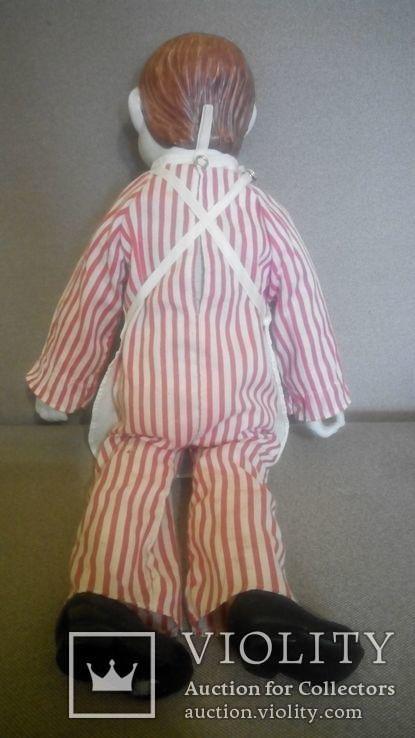 Фарфоровая кукла Повар 50см реплика Германия Франция, фото №5