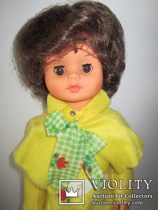 Кукла в брючном костюме 50см ГДР, фото №3