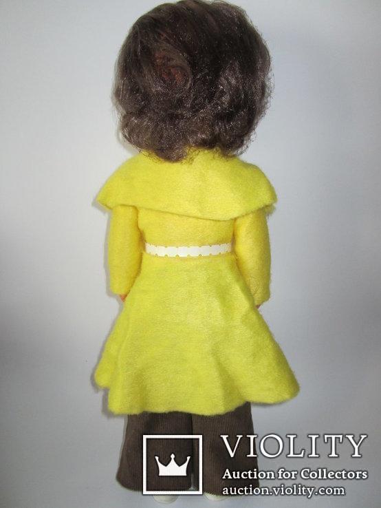 Кукла в брючном костюме 50см ГДР, фото №4