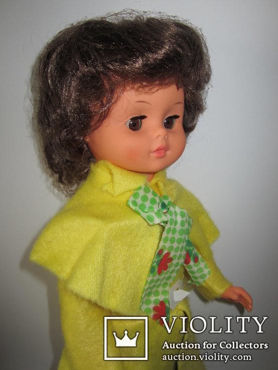 Кукла в брючном костюме 50см ГДР, фото №7