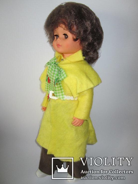 Кукла в брючном костюме 50см ГДР, фото №10