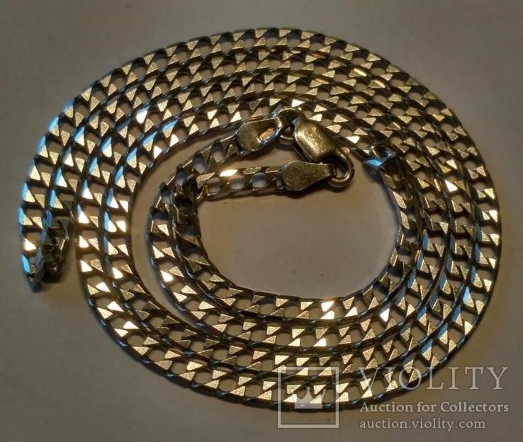 Цепочка 12 серебро, фото №2