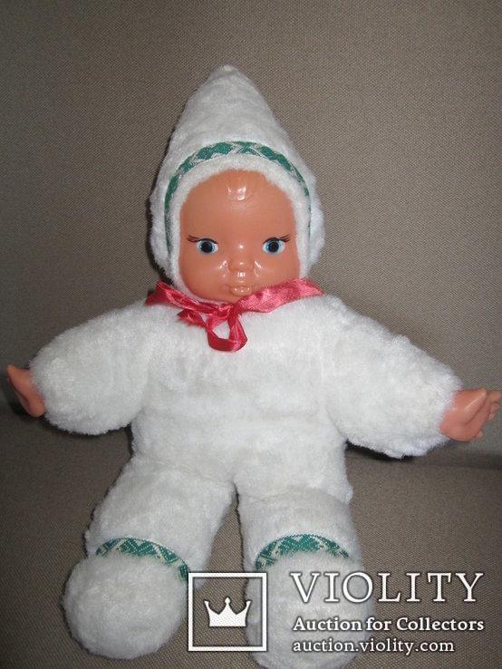 Кукла Вовочка ф-ка Победа новый 45см СССР, фото №3