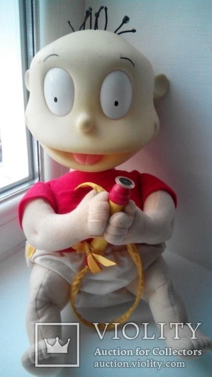 Интерактивная кукла Томми Пиклз из м/ф Ох уж эти детки